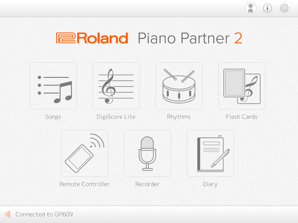 Top 5 Things You Can Do With Bluetooth And Your Roland Piano