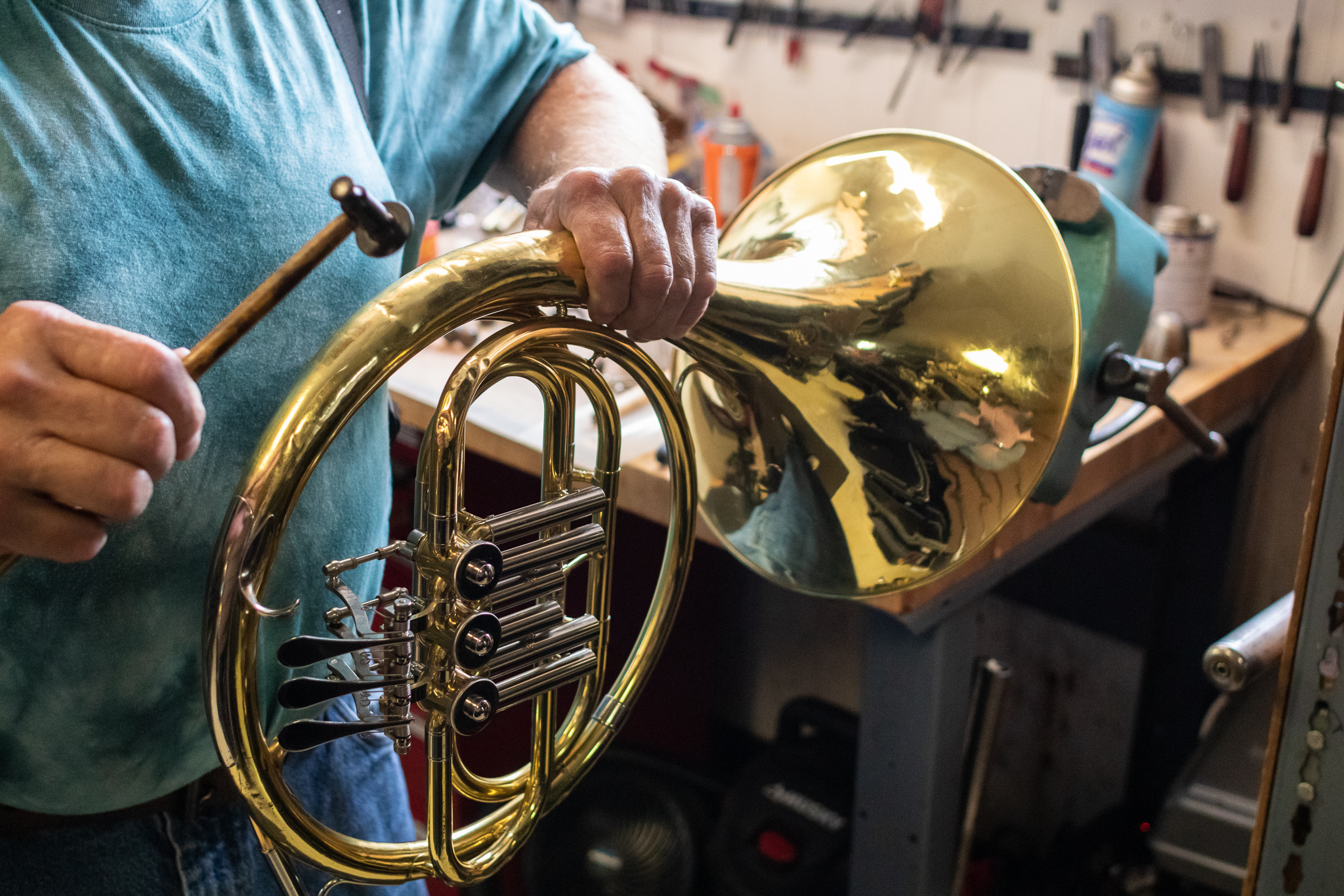 French Horn Repair in Memphis