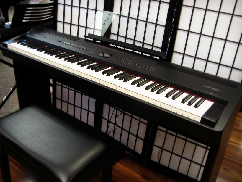 amro music roland fp 80 digital piano. Black Bedroom Furniture Sets. Home Design Ideas
