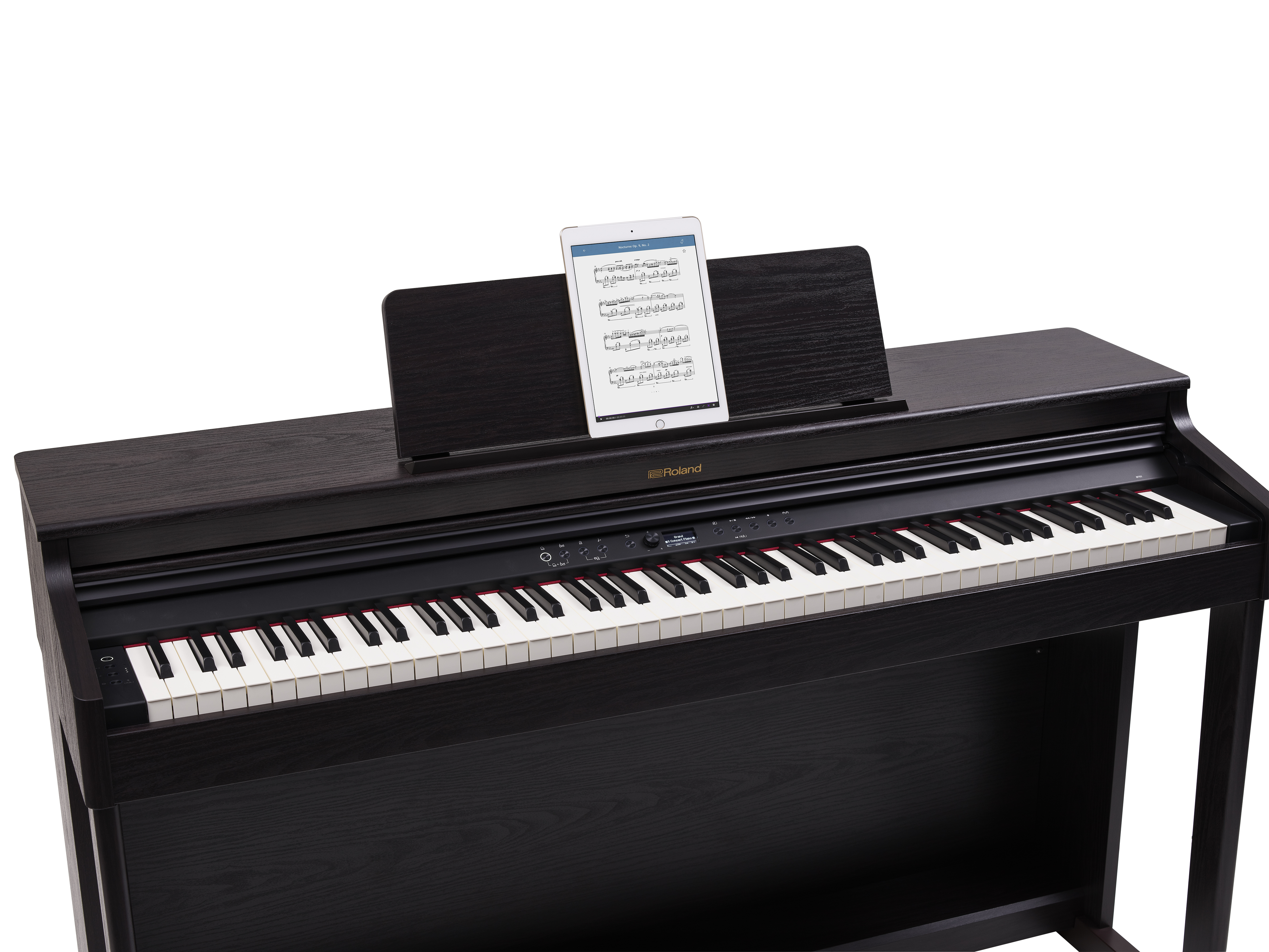 RP701r with Piano Every Day App