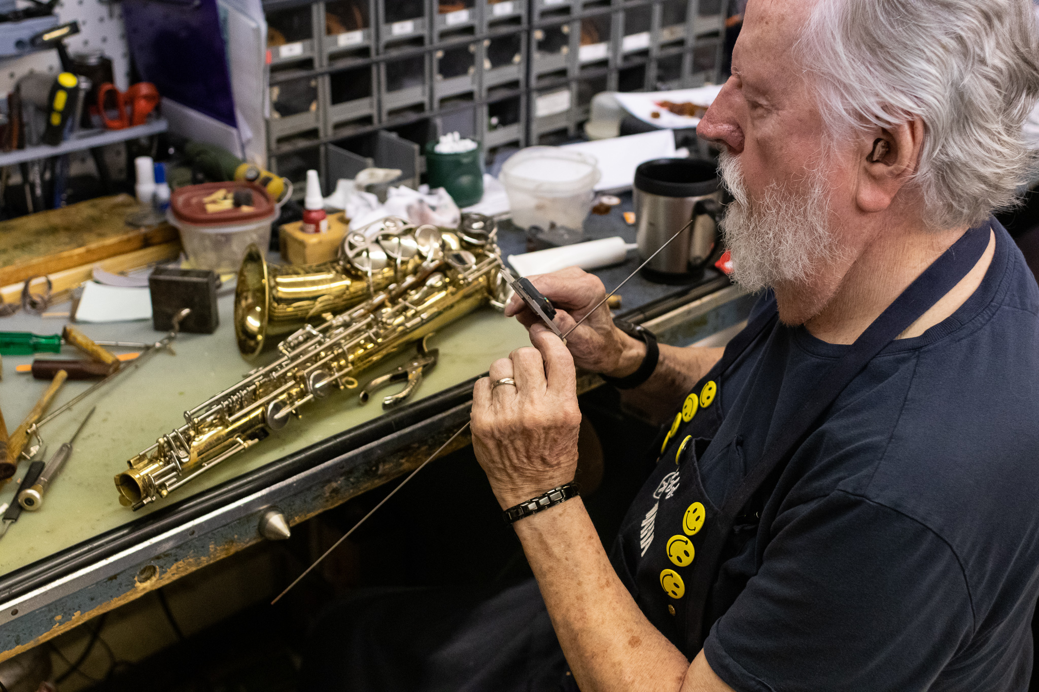 Saxophone Repair in Memphis