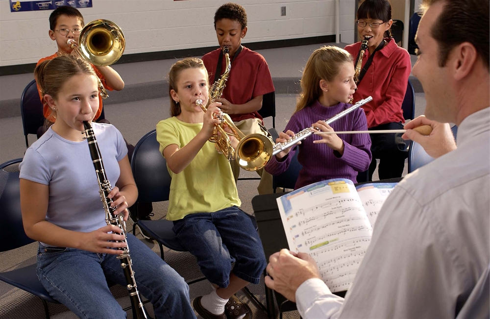 A parent 39 s guide to the band concert for Schoolhouse music