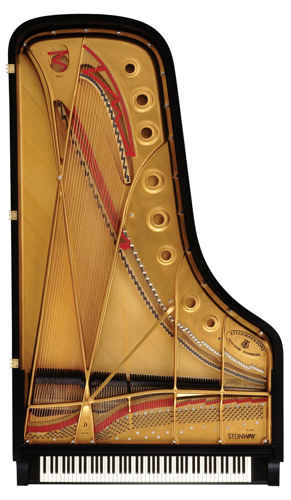 Amro Music Steinway 9 Concert Grand