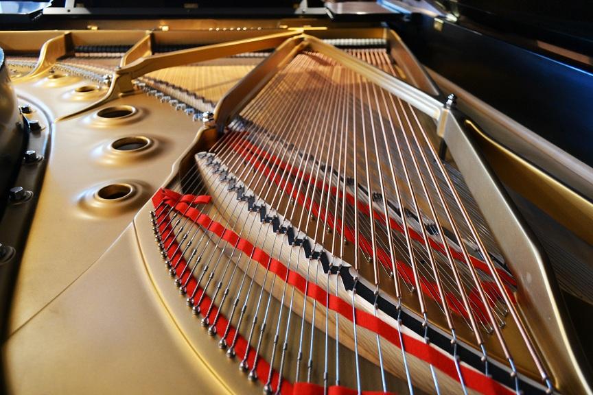 Amro Music Steinway 7 Grand Piano
