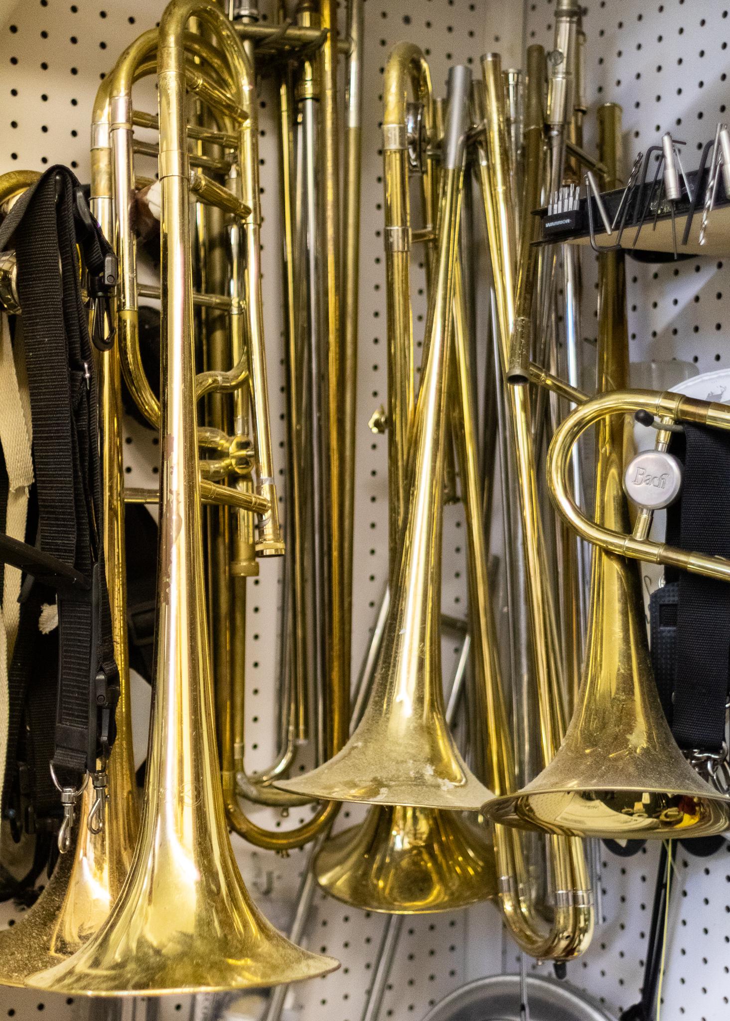 Trombones for Rent in Memphis