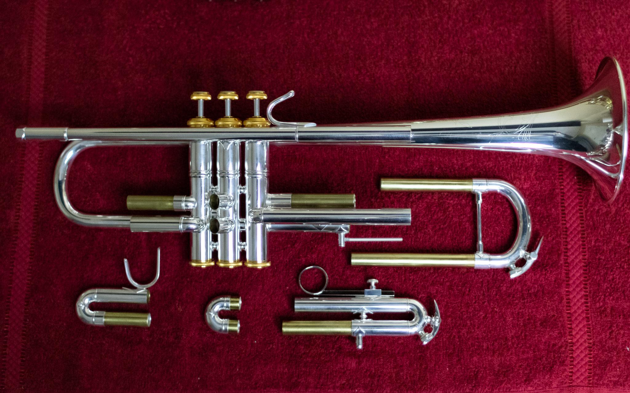 Trumpet Slides