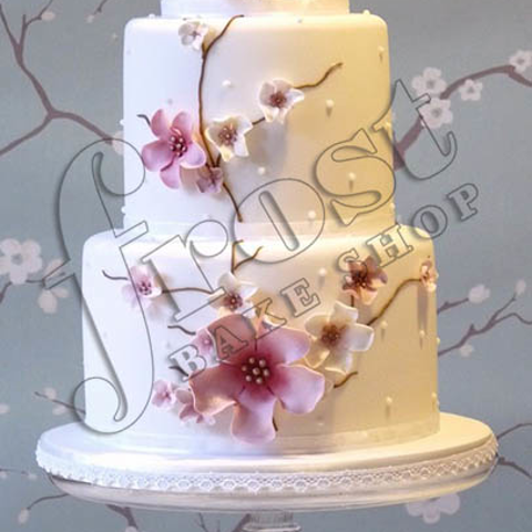 Memphis Wedding Cakes