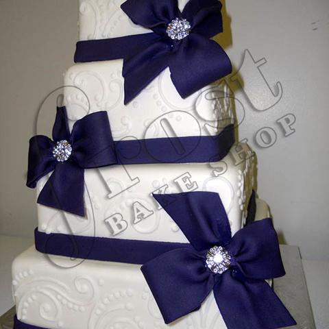 Memphis wedding cakes wedding cake designer wedding cakes wc76 junglespirit Gallery