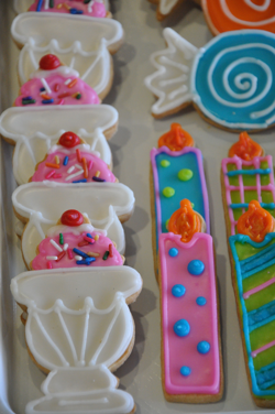 Cookie Bakery Memphis | Custom Made Cookies in Memphis