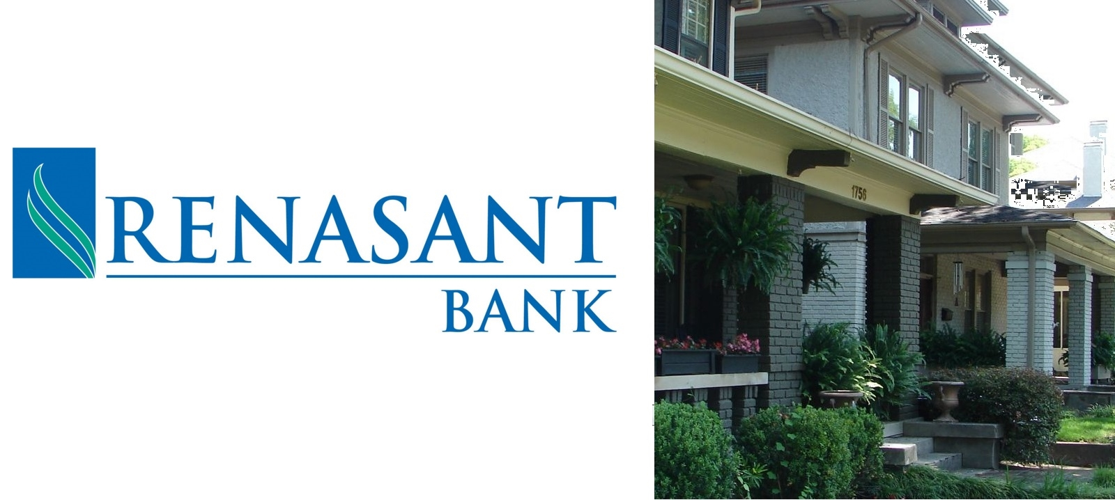 Thank you, Renasant Bank!