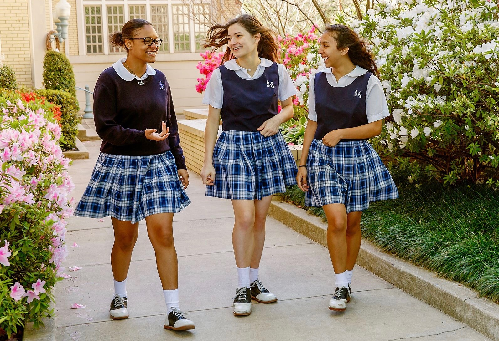 All-Girl College Preparatory High School