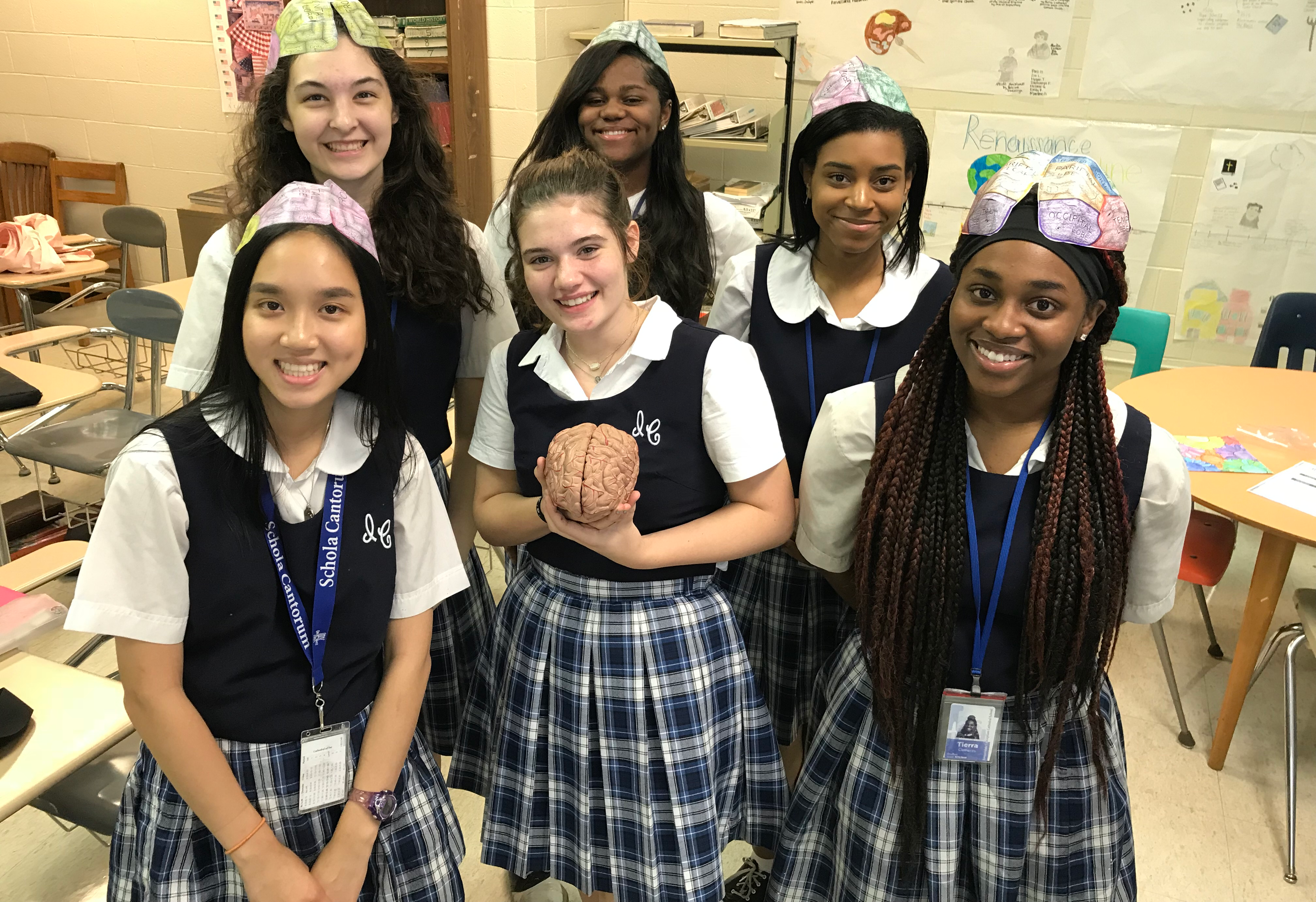 All-Girl College Prep High School