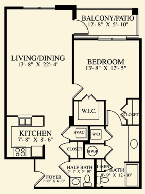 Abs Chicago Floor Plan Comparing The Price Of Individual