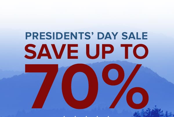 Save up to 70% off at Orvis during their President's Day Sale!