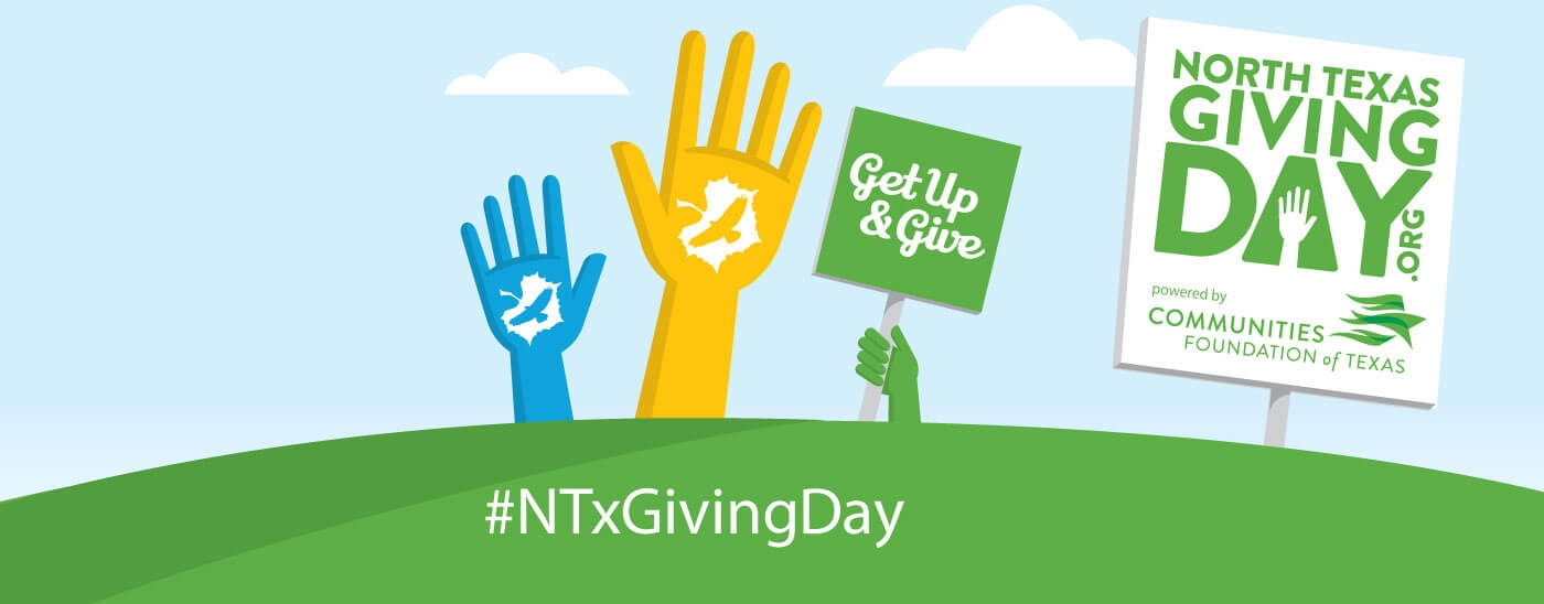 <p>North Texas Giving Day</p><p>September 20</p>