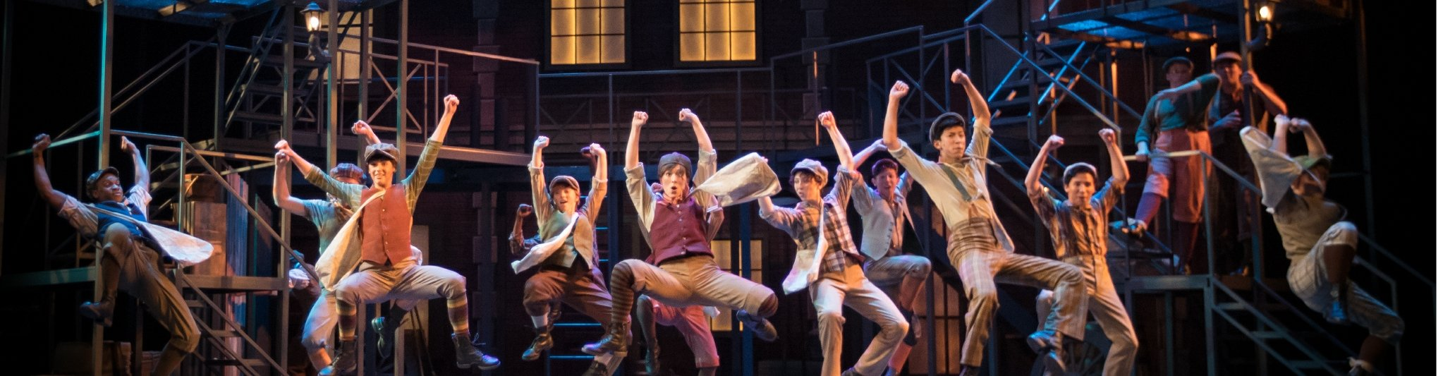 Disney's Newsies - 2018