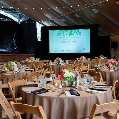 private event at fort worth zoo