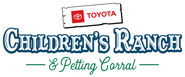 Logo for the Toyota Children's Range and Petting Zoo at the Fort Worth Zoo
