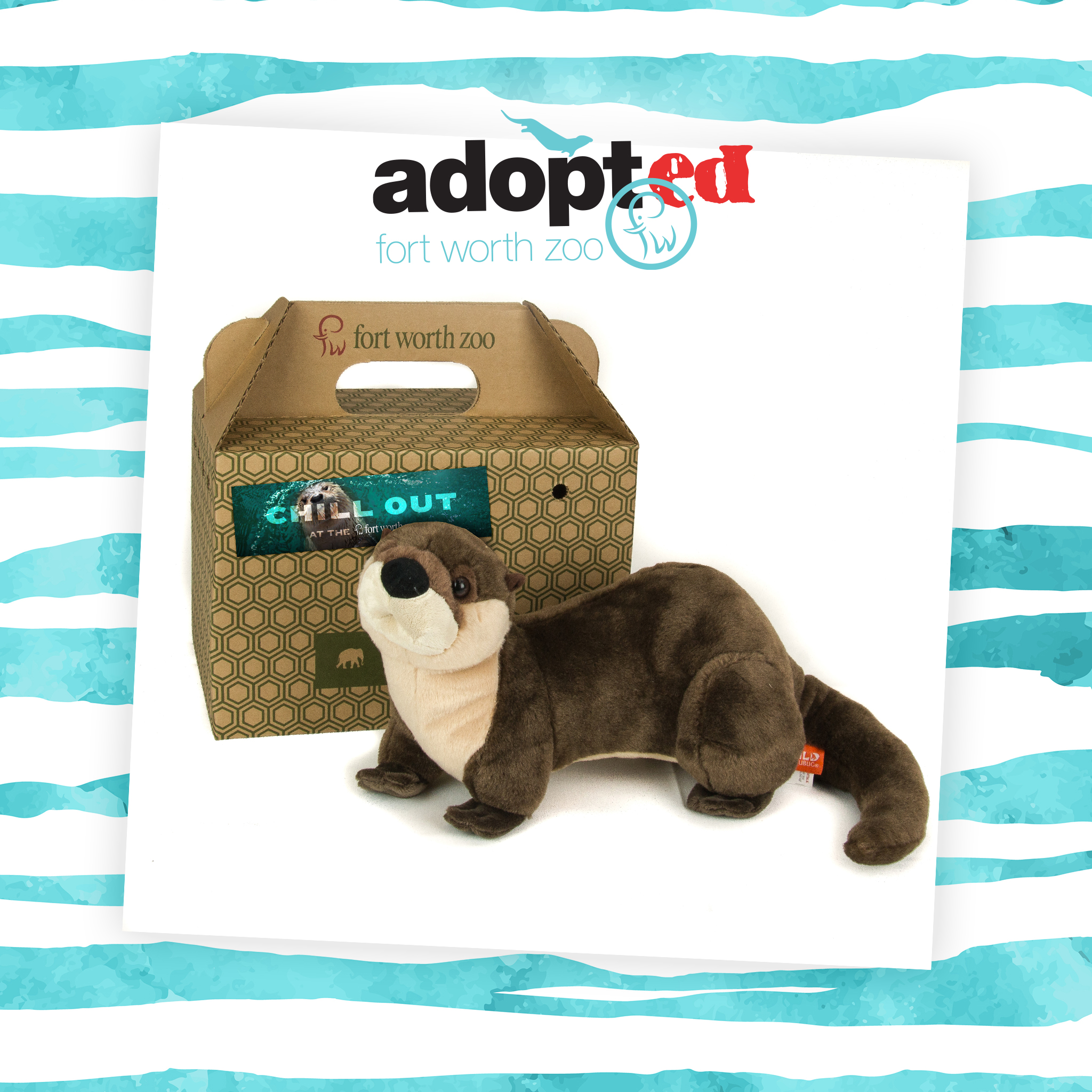 Adopt a Pet Stuffed Animal | Fort Worth Zoo