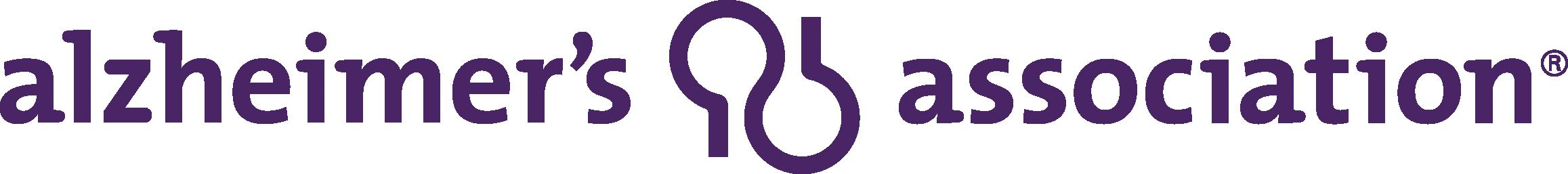 Alzheimer Association's logo