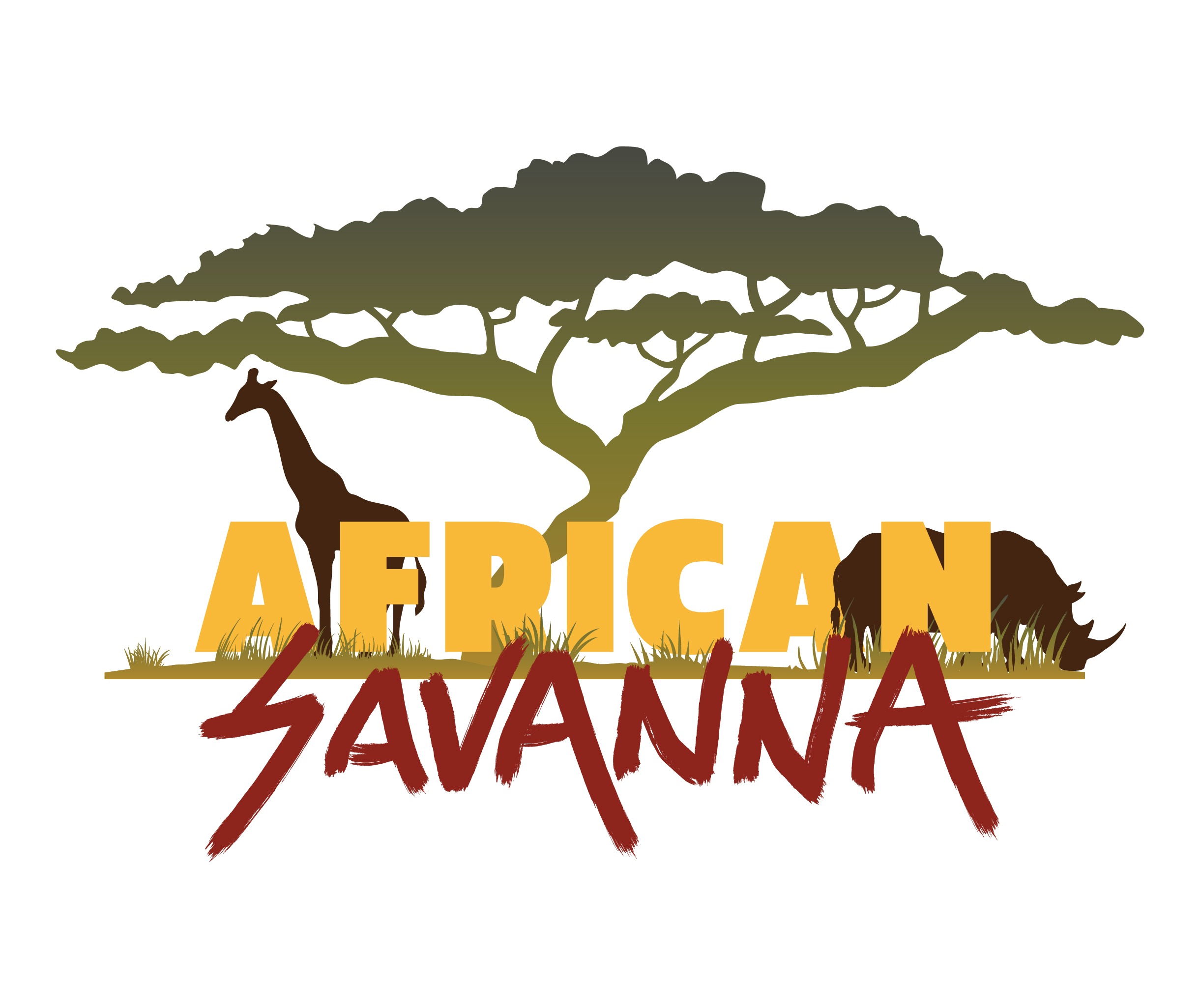 African Savanna at Fort Worth Zoo logo