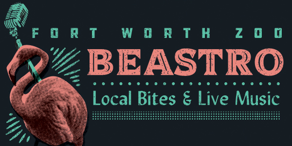 Fort Worth Zoo Baestro event graphic