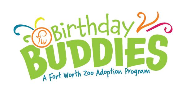 Birthday Buddies a Fort Worth Zoo adoption program