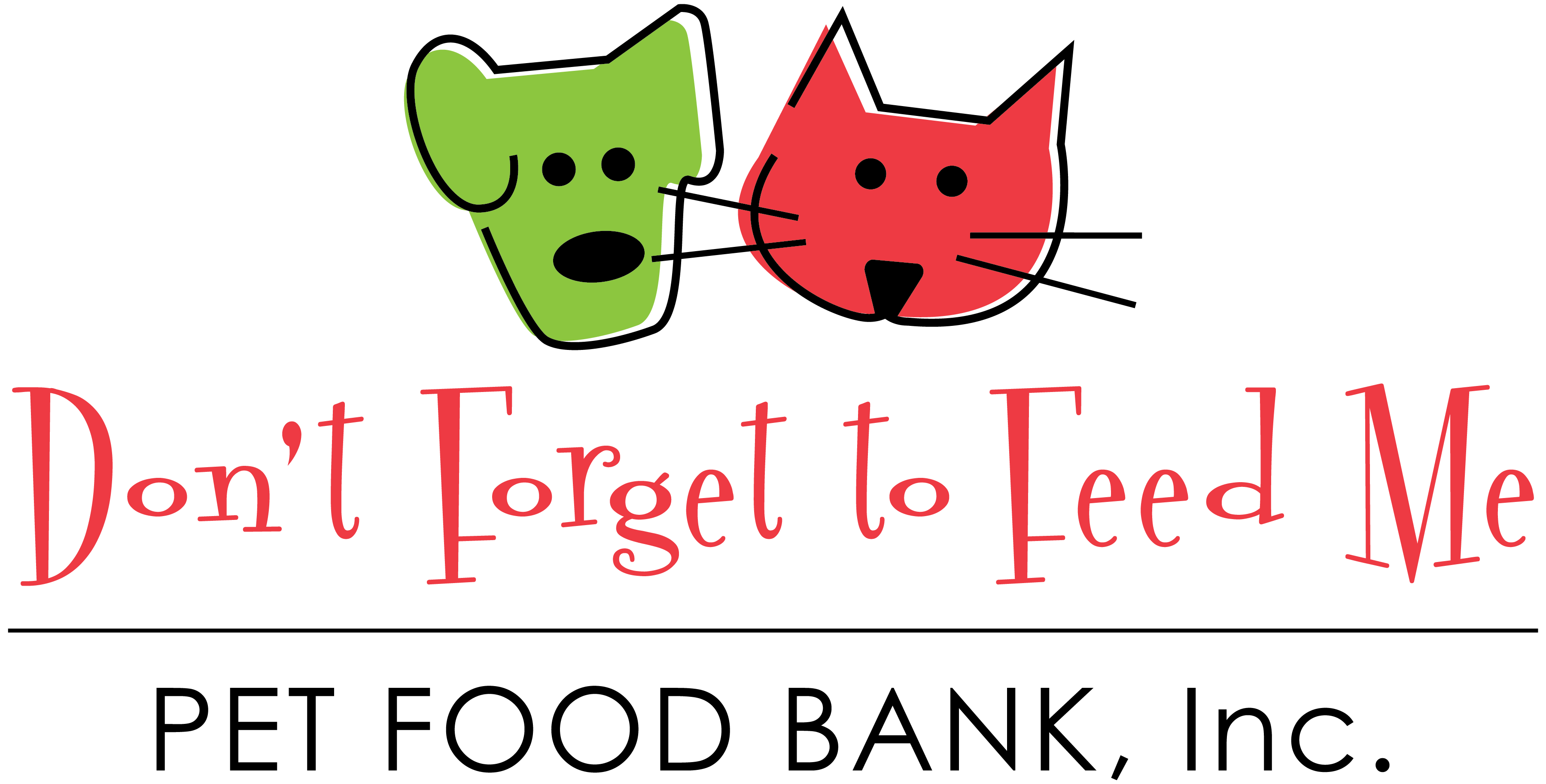 Dont forget to Feed Me's logo
