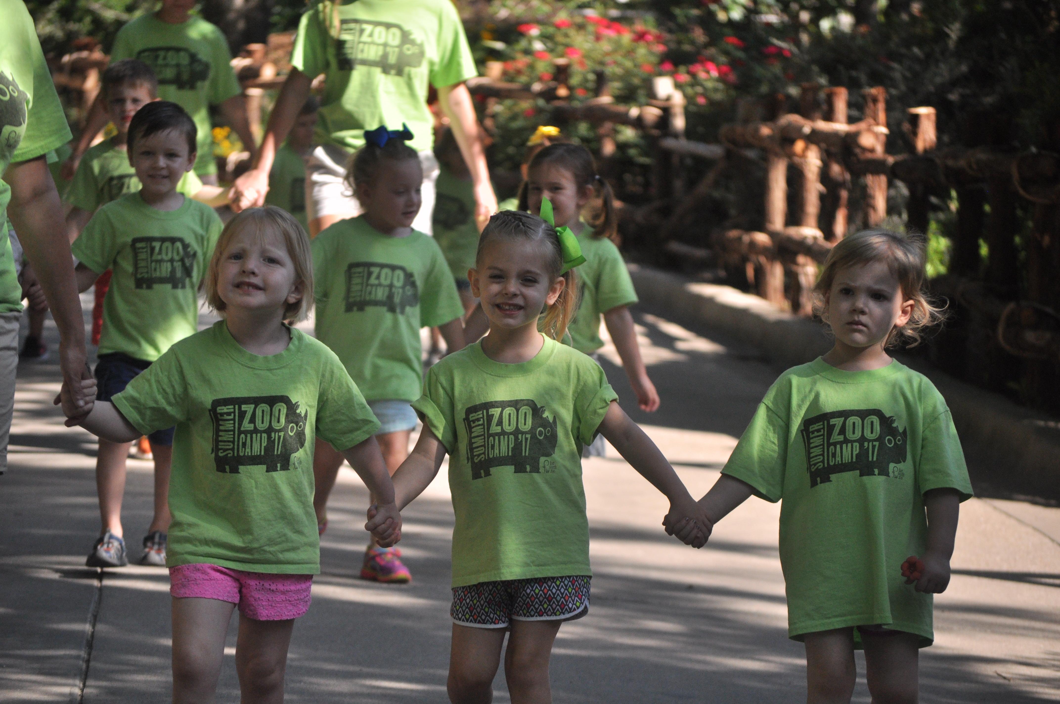 Summer Zoo Camp
