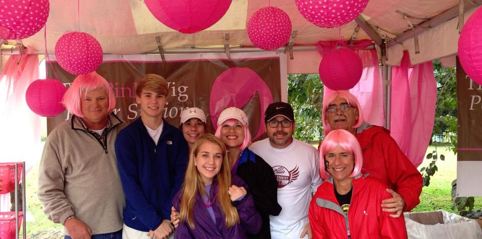 breast cancer research supporters | Marx-Bensdorf Realtors
