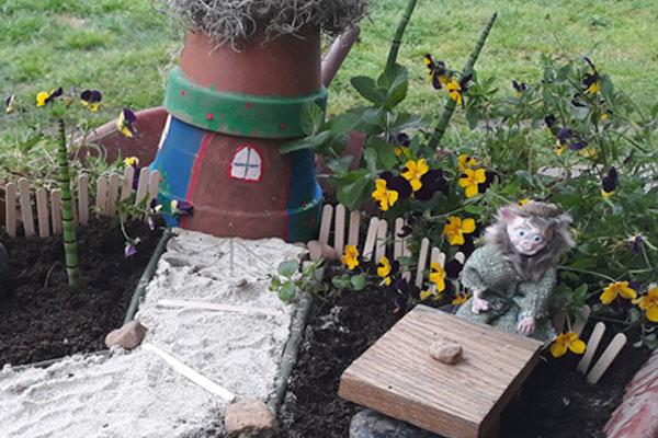 Troll Gardens Activity