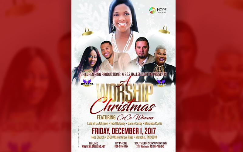 A Worship Christmas Concert