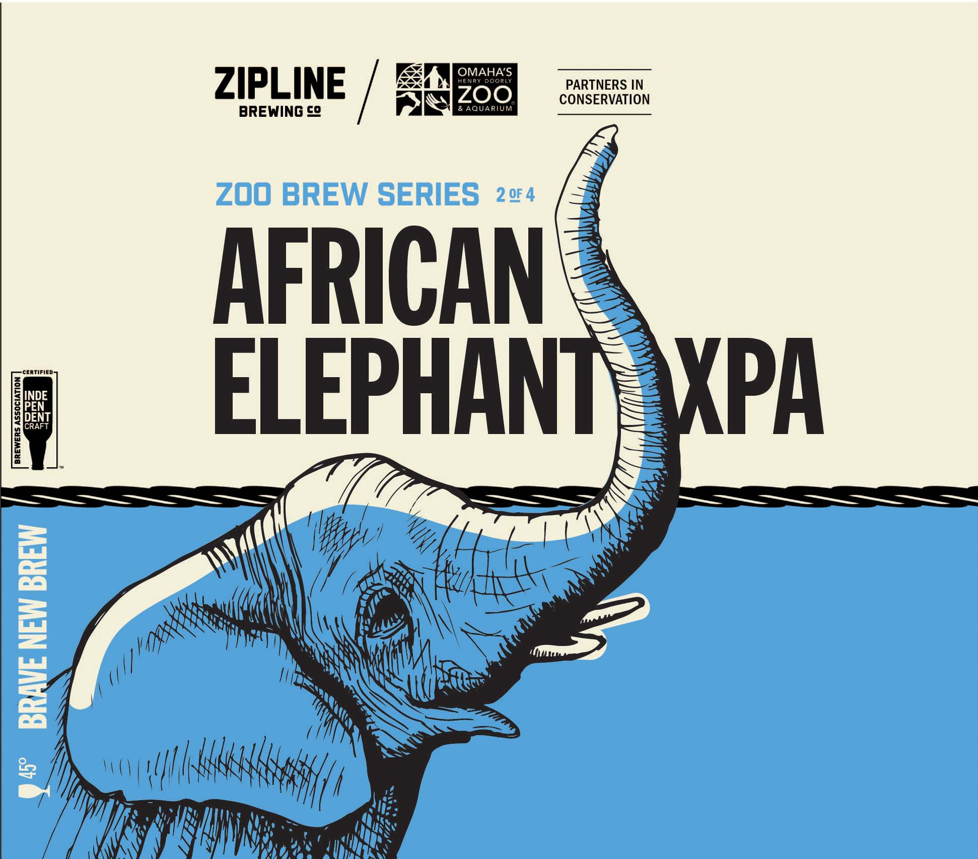 Zoo Brew Series Launches with Four Limited-Edition Flavors
