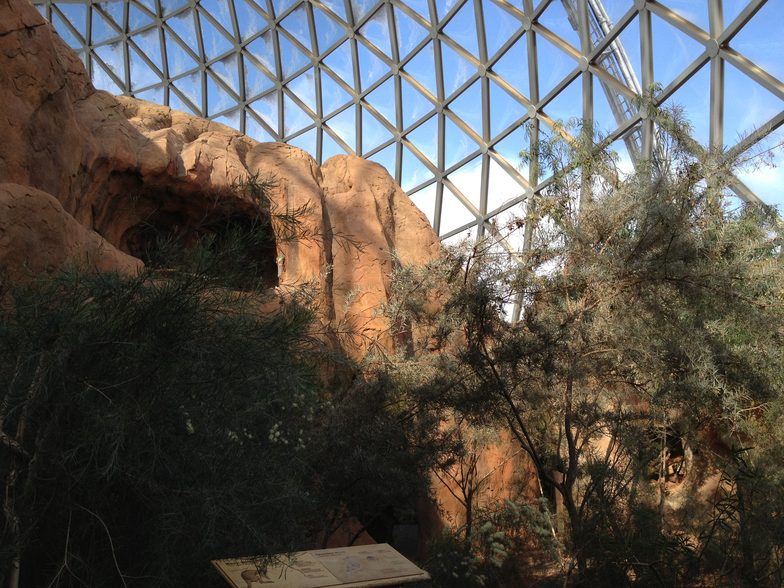 The World's Largest Indoor Desert