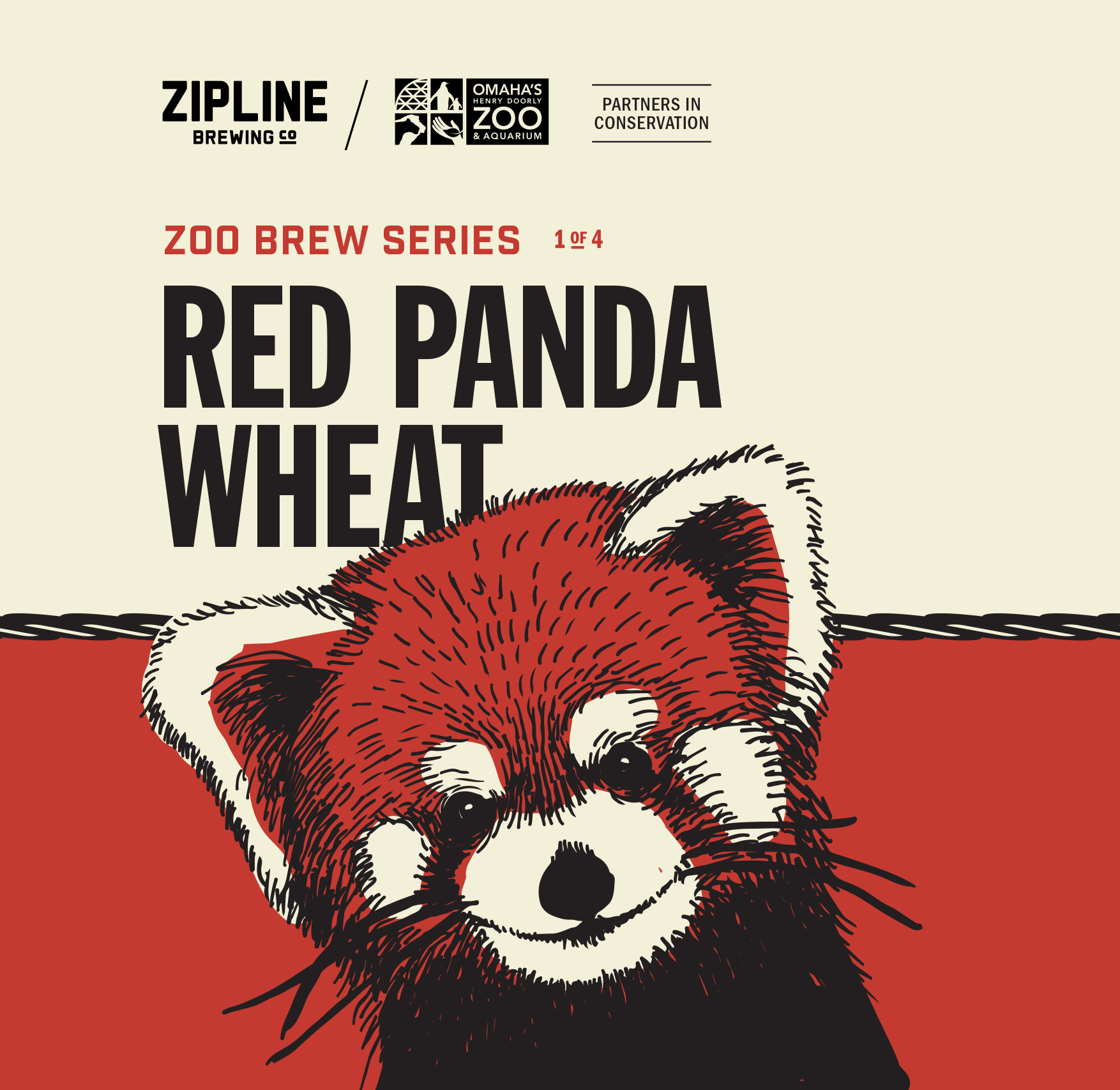 ... red wheat and bamboo shoots (a favorite food of red pandas) is the first beer in the series to be introduced. Launching at Omahau0027s Henry Doorly Zoo ...  sc 1 st  Omahau0027s Henry Doorly Zoo and Aquarium & Brew at the Zoo