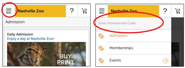 How to Use a Promotion Code