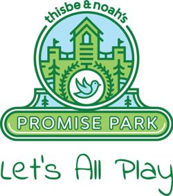 Thisbe & Noah's Promise Park logo