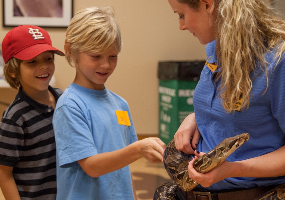 Nashville Zoo Youth Programs
