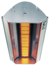 High Intensity Infrared Heaters
