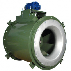 Duct Axial Fans - Mixed Air Flow