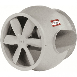 Series 28B Fiberglass Direct Drive Bifurcated Duct Fan