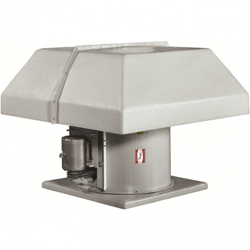 Series 58E Fiberglass Belt Drive Hooded Ventilator