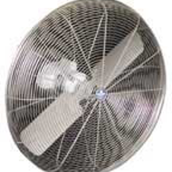 Stainless Steel & Washdown Duty Air Circulation Fans