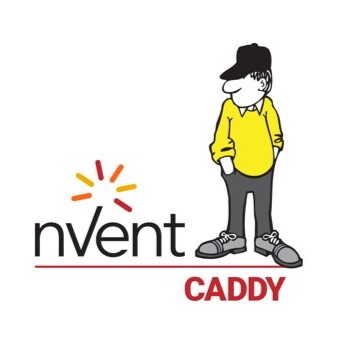 nvent caddy logo