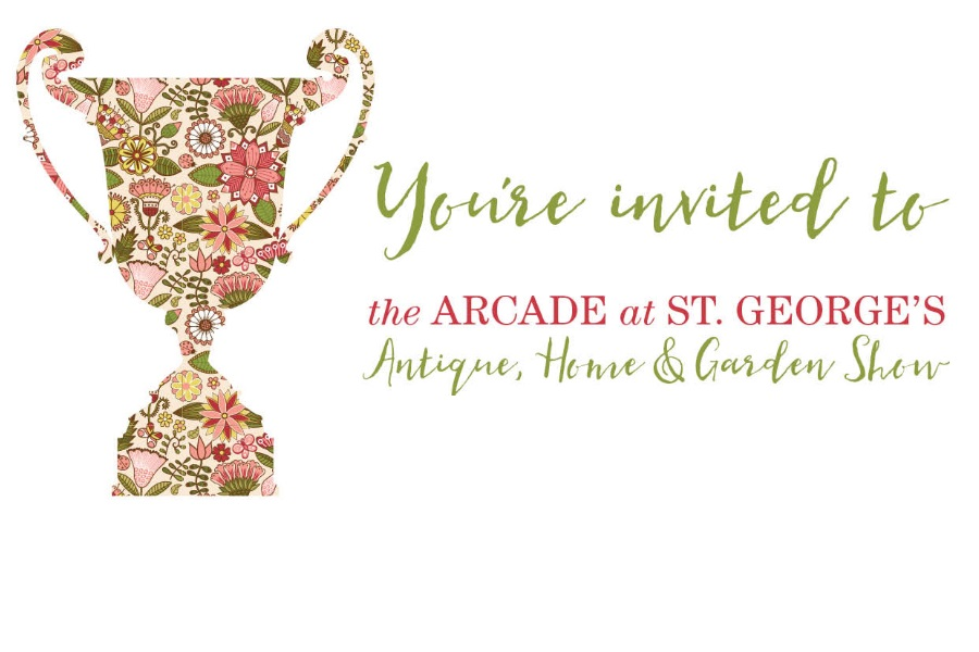 St. George's Arcade: Antique, Home & Garden Show