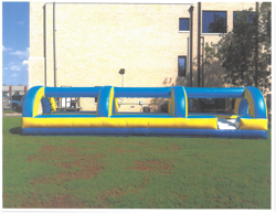 Slip-n-Slide (outside only)