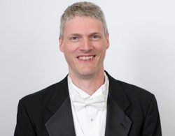 Eric Tanner<br><em><strong>Principal Second Violin</strong></em>