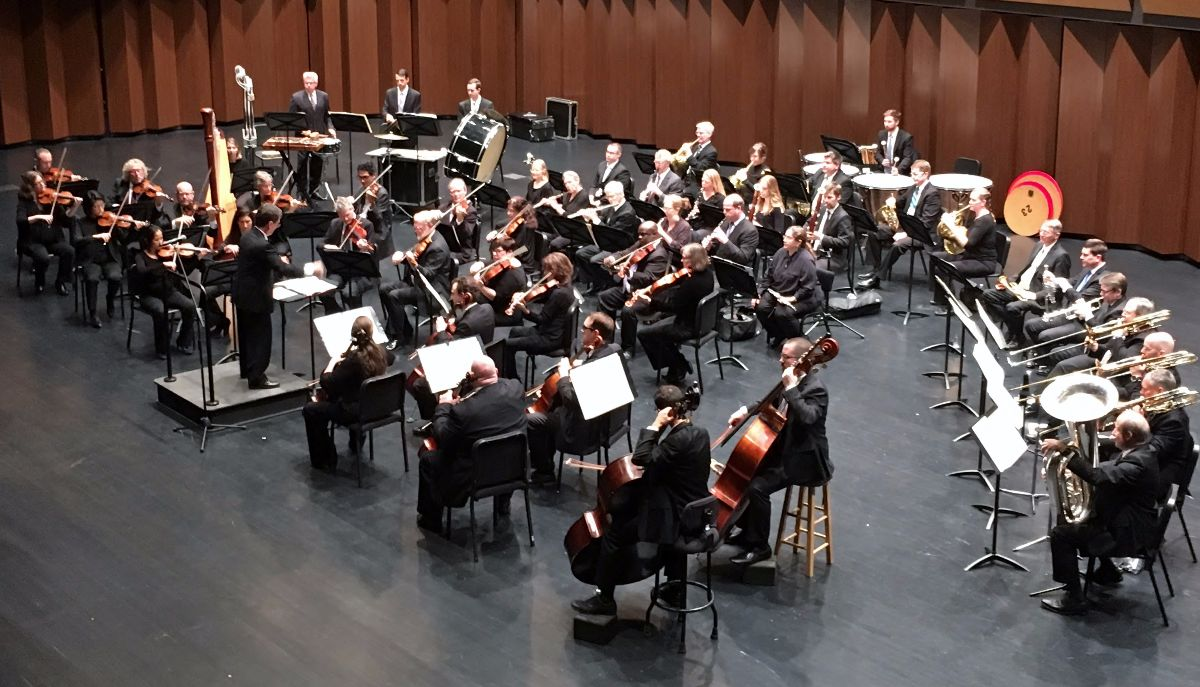 Grand rapids symphony holds annual access to music for for American house music