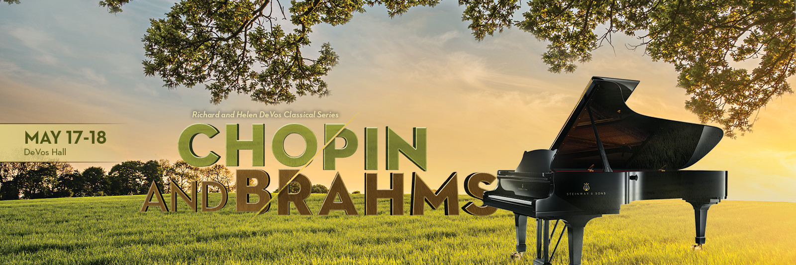 Chopin and Brahms