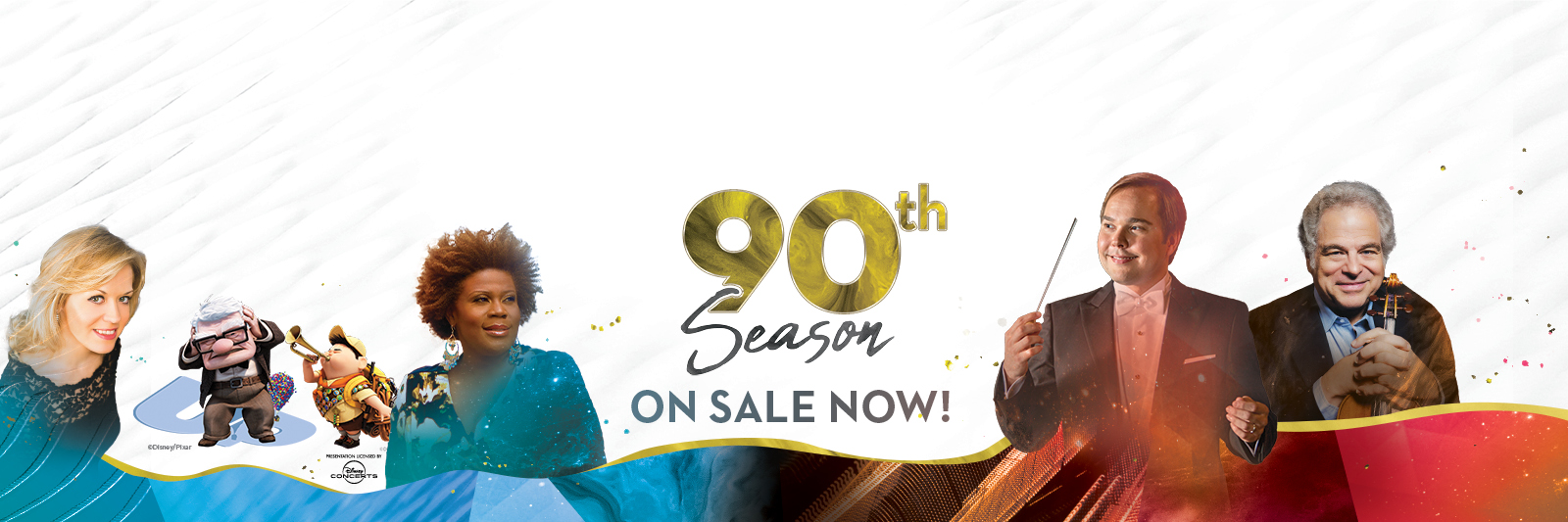 Announcing our 90th Season - Classical